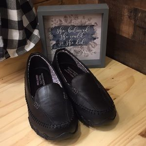 NWOT Sketchers Bikers/ Cruising casual loafers